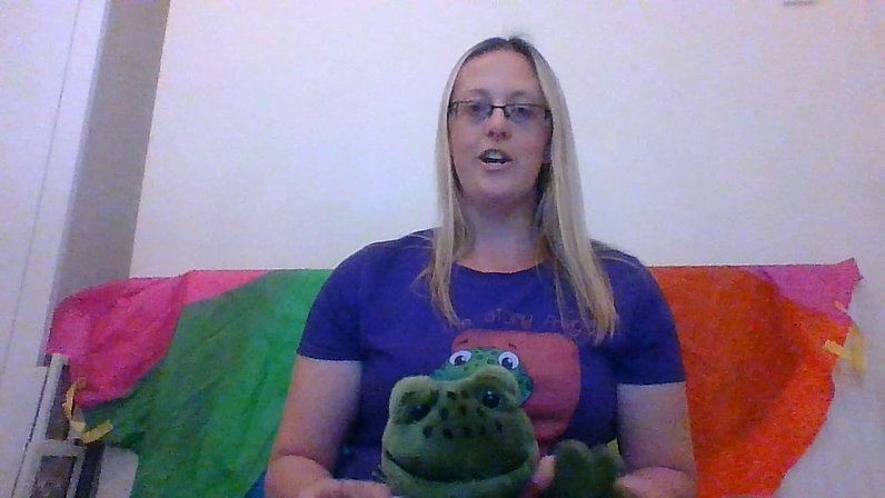 Week 10 Sound C The Story Frog Phonics Online Preschool classes with Hannah