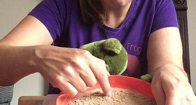 Day 53 Sound qu The Story Frog Phonics Online Preschool Classes