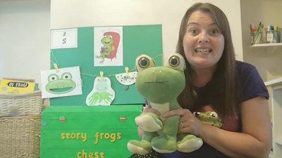 Aylesbury - Preschool Phonics with Laura