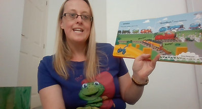 week 3 Sound T The Story Frog Phonics Preschool Classes Online with Hannah