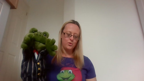 Preschool -The Story Frog Phonics Online Classes with Hannah - Essex