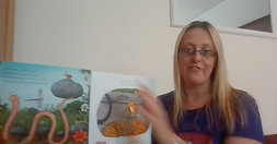 Week 5 Sound I The Story Frog Phonics Preschool classes with Hannah