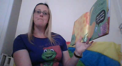Week 8 D Sound  The Story Frog Phonics Online Classes with Hannah