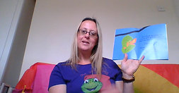 Week 9 Bugs The Story Frog Phonics Online Tiddlers classes with Hannah
