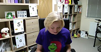 Day 17- F sound the Story Frog Phonics Online preschool classes with Quita