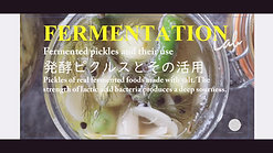 【オンデマンド】発酵ピクルス