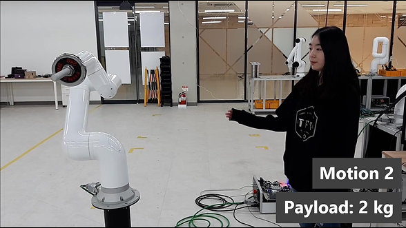 Collision Detection for cobots