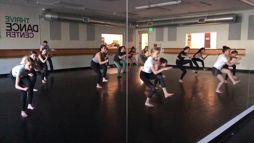Thrive Dance Center Summer Intensive & Workshops 2021
