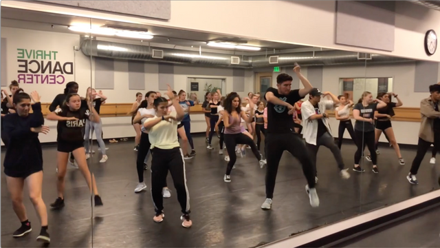 Thrive Dance Center Summer Intensives 2019