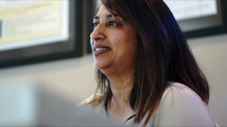 Nisha Patel Owner of Chateau Senior Living