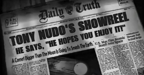 Tony Nudo ~shorter~ SHOWREEL