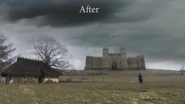 Medieval Motion Graphics VFX Breakdown