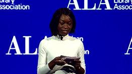 Echo Brown ALA Keynote Speech