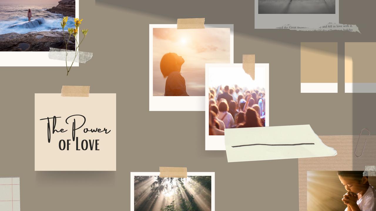 Power of Love | 2021 Sermon Series