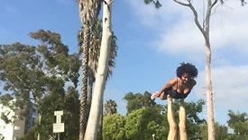 Malaika and Andrew - Culver City, CA