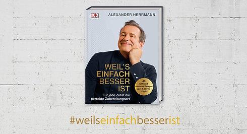 Alexander Herrmann_Weil's eifach besser ist_cookbook