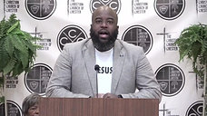 5/30/21 - The CCC - Guest Preacher: Pastor Trey DuPont - Jesus, The Consistent Christ (John 5: 1-17)