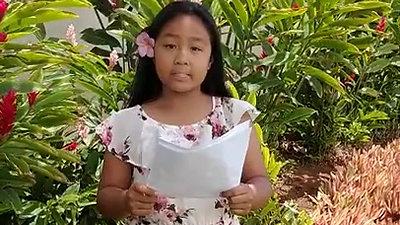 Emma Badua Video--1st Place 2019