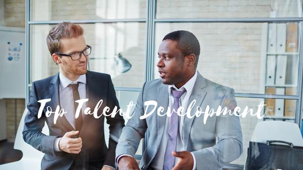 Top Talent Development Sample
