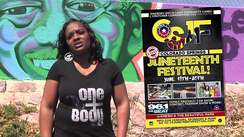 Juneteenth TV Commerical