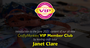 VIP Member Club Promo with Janet Clare