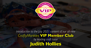 VIP Member Club Promo with Judith Hollies