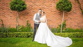 Jamie & Rachel's Wedding Alsager Manor House