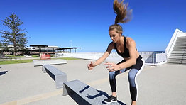 Kate - City Beach Workout