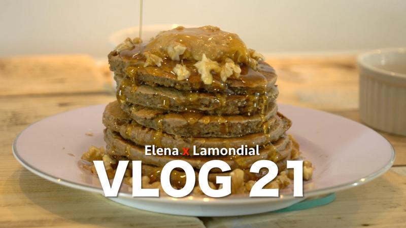 Vlog 21- Lamondial x Elena
