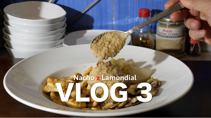 Vlog 3 - Lamondial x Nacho Ibanez