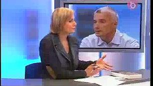 Télé Bruxelles Online - 10 06 09 Vincent Engel   La peur du paradis