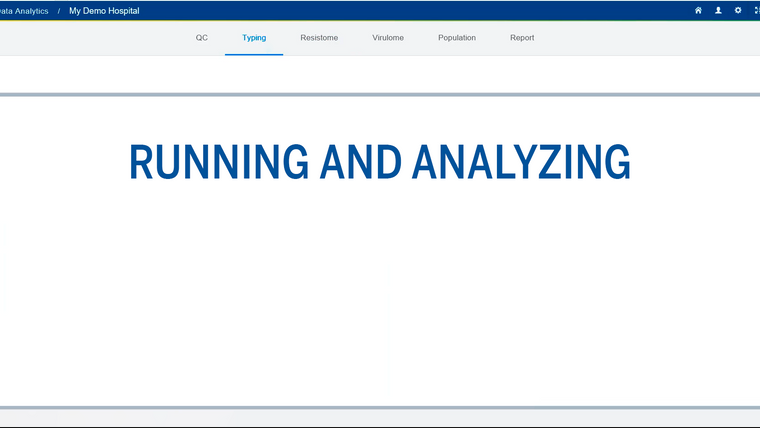 Running and Analyizing