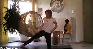 Cours Holo'Yoga Alexia Fachon du 1er avril 20