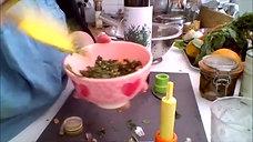Cours de Cuisine Virginie Gouin 13 avril 20