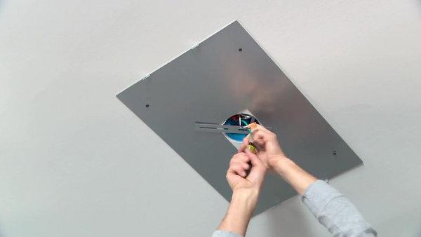 Pixi 1 ft. x 2 ft. Edge-Lit LED Flat Light Luminarie-FLT12R27MD1622A - The Home Depot