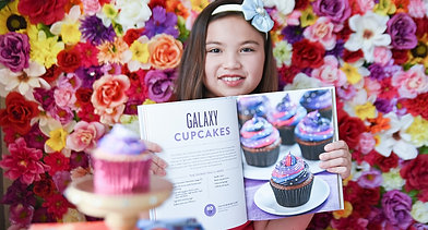 Dominique's Cosmic Cupcakes