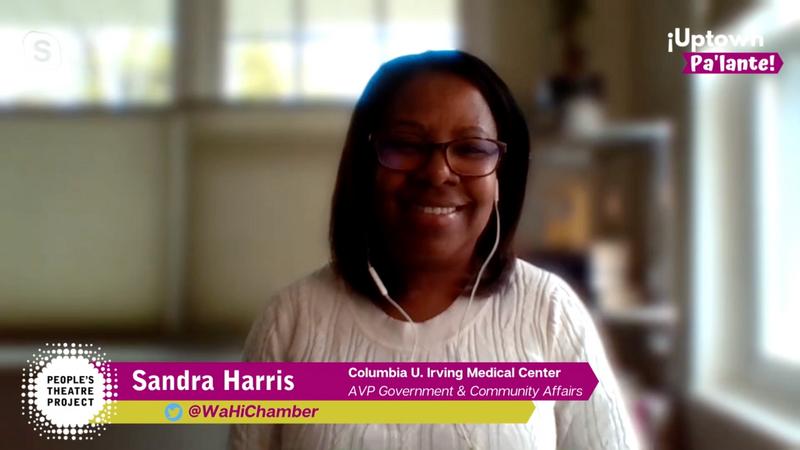 Interview with WaHI Chamber President Sandra Harris