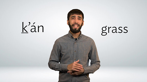 Haida Language Video