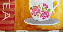Classroom Painting Teacups