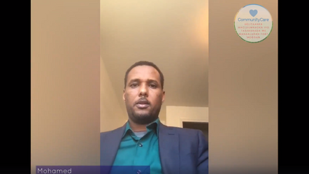 CommunityCares-Somali: Helitaanka macluumaadka iyo aageerada we magaaladan Fort Morgan.