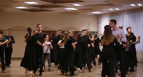 Szkolenie z Tańców Standardowych z Sergiu Rusu & Dorotą Makar