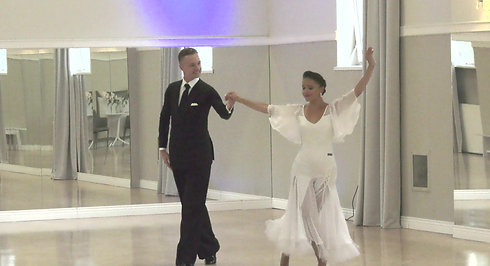 Sergiu and Dorota Waltz
