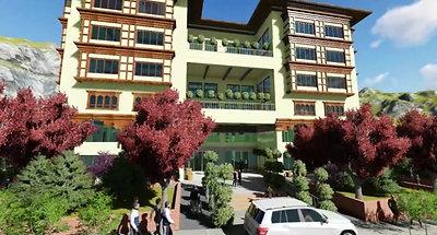 Bank Of Bhutan (BoB), Thimpu