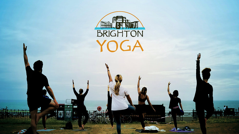 BrightonYoga - Outdoor Yoga Classes and Day Trips