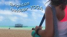 Outdoor Yoga Brighton