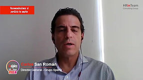 Insights biliv live: Carlos San Román