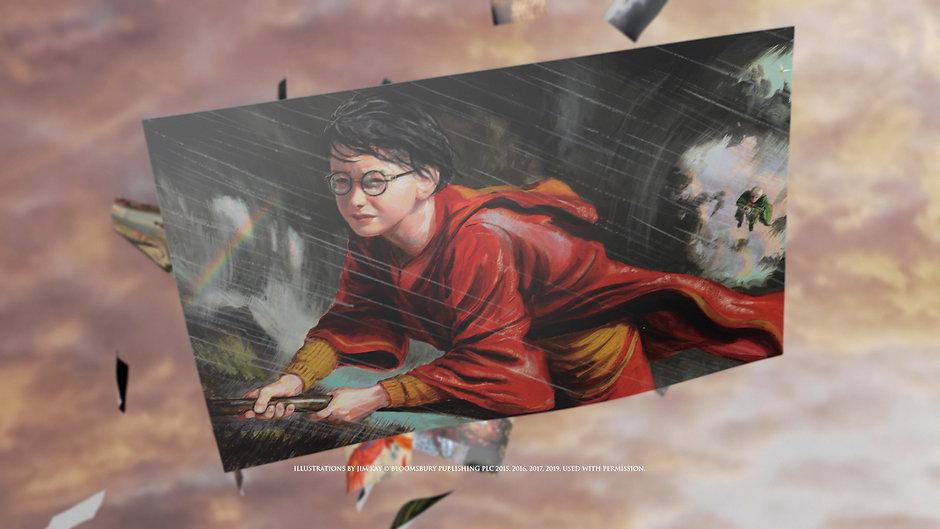 Harry Potter - Darkness Trailer :90