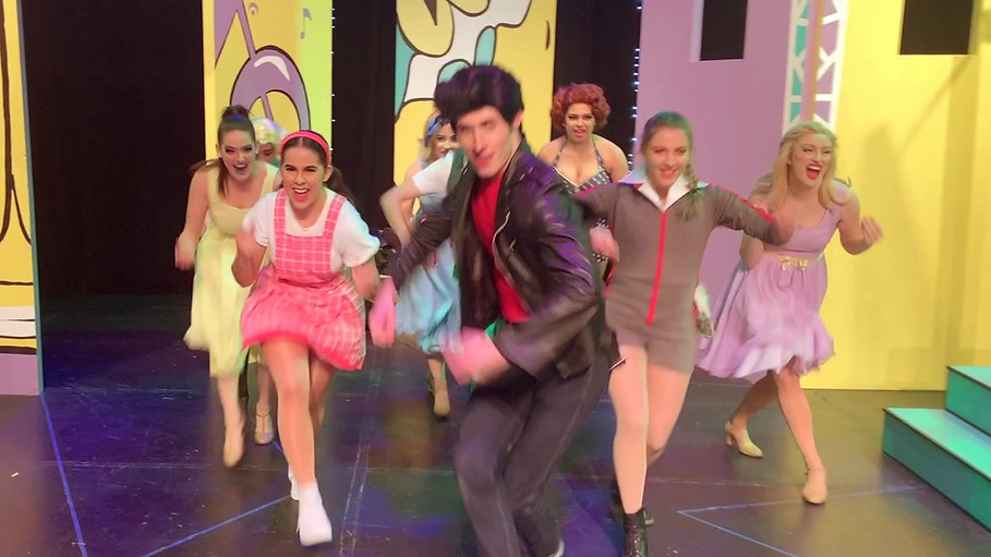 ALL SHOOK UP promo video