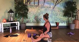 Restorative Yoga - Earthly Chakras