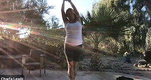 Flow Yoga with Tremoring